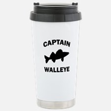 CAPTAIN WALLEYE Travel Mug