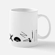 Wushu Weapon Mug