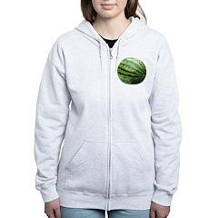 Melon Zip Hoodie