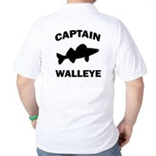 CAPTAIN WALLEYE T-Shirt