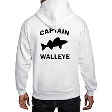 CAPTAIN WALLEYE Hoodie