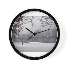 Cute Central park Wall Clock