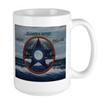 Seawitch Artist Pentacle Large Mug
