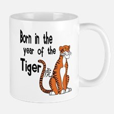 Funny Chinese zodiac tiger Mug