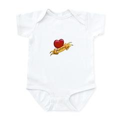 Mommy Tattoo Infant Creeper