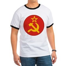 Unique Hammer and sickle T