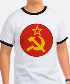 Funny Sickle hammer T