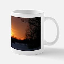 Winter Sunset 0246 Mug