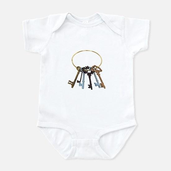 Key Chain Antique Infant Bodysuit