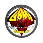 GBMI Band Wall Clock new logo