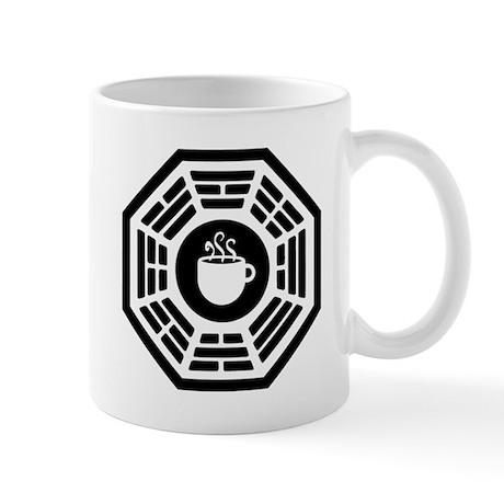 Dharma Coffee Small Mug - LOST