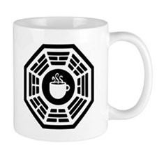 Dharma Coffee Small Mug - LOST