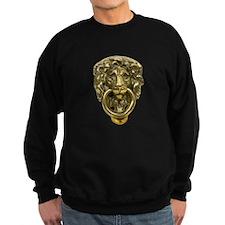 Lion Door Knocker Jumper Sweater