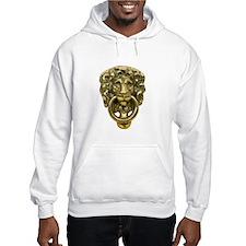Lion Door Knocker Jumper Hoody