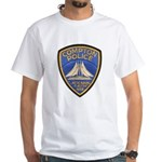 Compton Police Making It Bett White T-Shirt