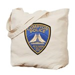 Compton Police Making It Bett Tote Bag