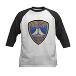 Compton Police Making It Bett Kids Baseball Jersey