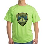 Compton Police Making It Bett Green T-Shirt