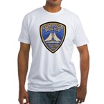 Compton Police Making It Bett Fitted T-Shirt