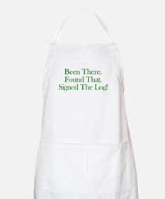 Been There. Found That. Apron