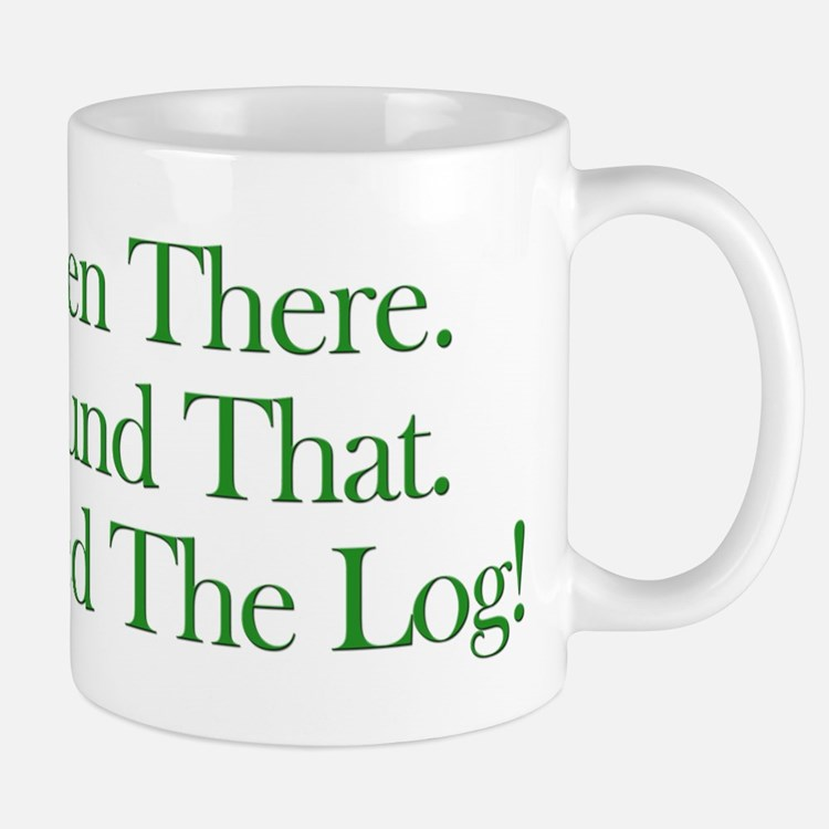 Been There. Found That. Mug