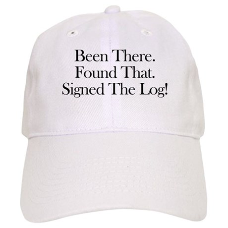 Been There. Found That. Cap