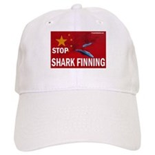 Anti Shark finning Baseball Cap