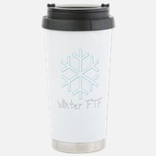 Winter FTF Stainless Steel Travel Mug