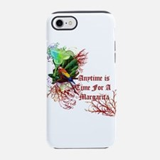 Margarita Anytime Red.png Iphone 7 Tough Case