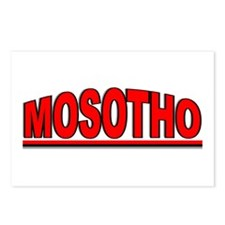 """""""Mosotho"""" Postcards (Package of 8)"""