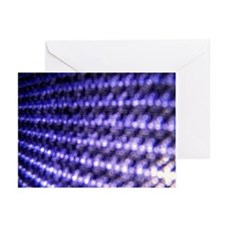 Rows of Spots Greeting Cards (Pk of 20)