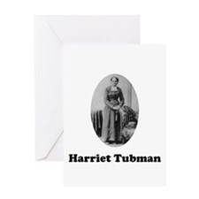 Harriet Tubman Greeting Card