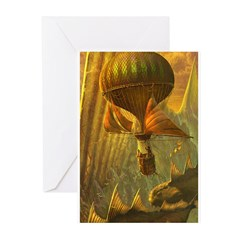 Zaratans of Finisterra Greeting Cards (Pk of 10)