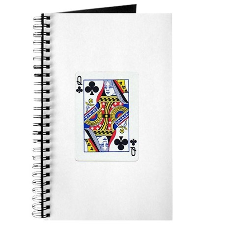 Queen of Clubs Journal