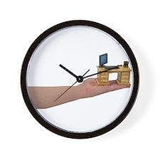 Office Help Wall Clock