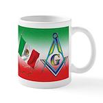 Mexican Mason Mug