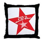 Movie Star Throw Pillow