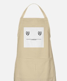 Pair of hooters BBQ Apron