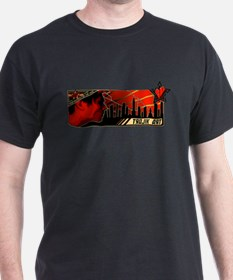Enlist! Black T-Shirt