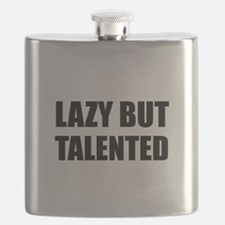 Lazy But Talented Flask