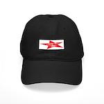 Movie Star Black Cap