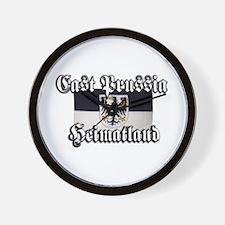 East Prussia Wall Clock