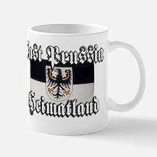East Prussia Mug