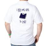 Golf Shirt (back only)