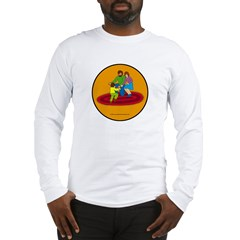 Parents and Child Long Sleeve T-Shirt