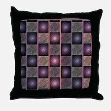 Fractal Dream Throw Pillow
