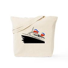 Big U Advertising Graphic Tote Bag