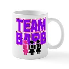 Team Barb Mug