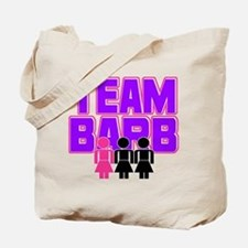 Team Barb Tote Bag