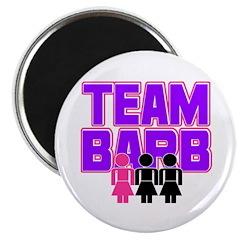 Team Barb Magnet